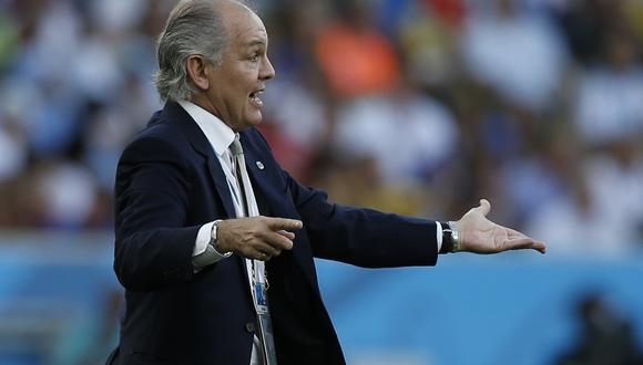 El técnico de 66 años dejó la selección argentina en 2014 y no volvió a dirigir desde entonces. (Foto: AFP)