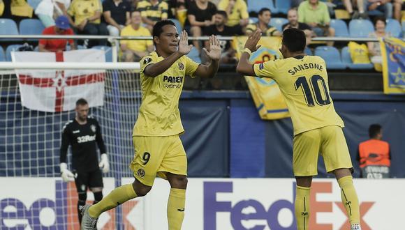 Villarreal vs. Rangers EN VIVO ONLINE vía ESPN 3: por la Europa League. (Foto: AFP)