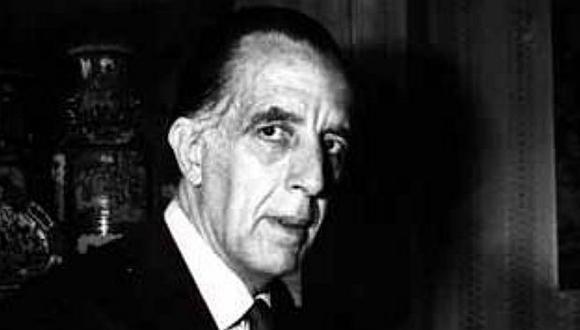 Francisco Belaunde se desempeñó como asesor del despacho presidencial durante el primer gobierno de su hermano Fernando, hasta el golpe de estado de Juan Velasco en 1968. (Foto: Difusión)