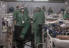 Brasil supera 247.000 muertes por coronavirus y roza los 10,2 millones de contagios