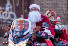 Coronavirus: Cientos de canadienses reciben tarjetas regalo y poemas de un Papá Noel anónimo