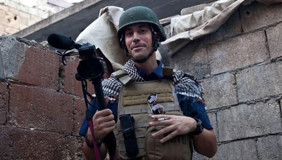 James Foley se convirtió en el primer ciudadano estadounidense asesinado por ISIS en Siria. (Foto: AFP)
