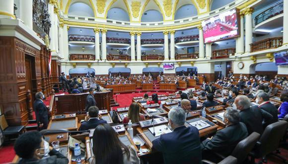 Congreso de la República eligió a la mesa directiva para el período 2021-2022. El almirante (r) Jorge Montoya tentó la presidencia, pero su listo no obtuvo el respaldo del pleno.