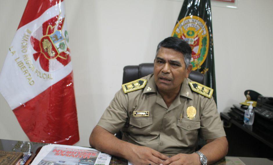 La Libertad: remueven a jefe de región policial en medio de ola de homicidios