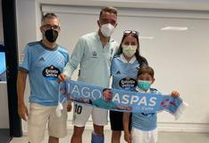 La historia de Álex, un niño de 6 años que venció la leucemia y conoció a su ídolo Iago Aspas tras un saque de honor
