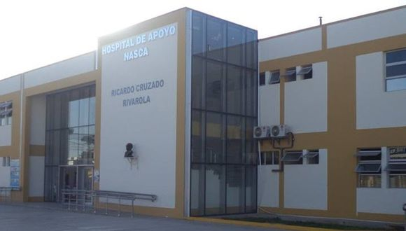 Ica: En la provincia de Nasca se registra 83 profesionales de la salud del hospital Ricardo Cruzado y de dos centros médicos con coronavirus.  (foto archivo)
