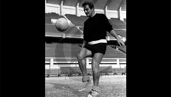 Así ocurrió: En 1929 nace el futbolista Alberto 'Toto' Terry