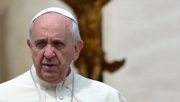 El Papa condenó el resurgimiento del antisemitismo en Europa