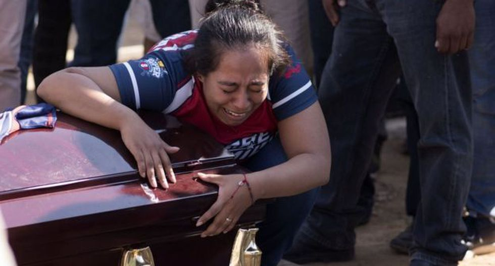 El número de asesinatos y desapariciones de niños en México va en aumento. (Foto: AFP, vía BBC Mundo).
