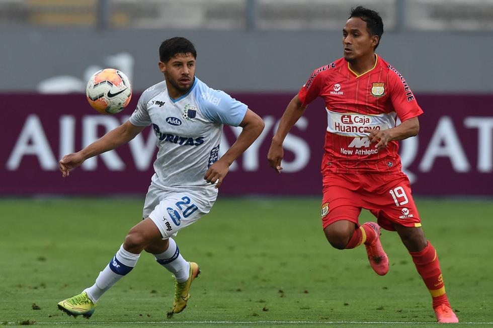 Sport Huancayo jugó contra Liverpool por la Copa Sudamericana