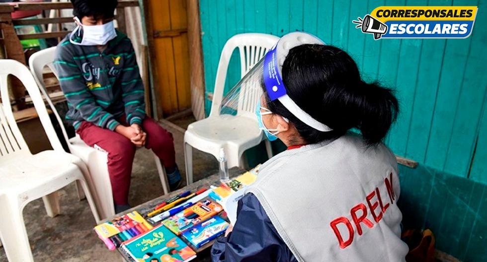 La deserción escolar es un problema que se ha incrementado por la pandemia y las clases remotas. (Foto: Andina)