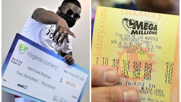 Gana 40 veces la lotería en el mismo sorteo apostando por los mismos números. (Foto: Virginia Lottery | AFP)
