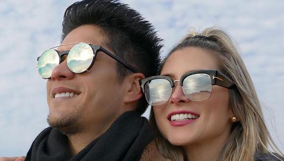 Chyno Miranda y Natasha Araos anuncian su separación. (Foto: Instagram)