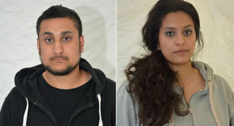 Esposos planeaban perpetrar atentado suicida masivo en Londres