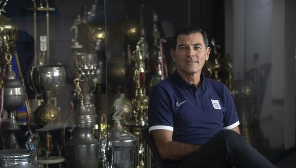 Gustavo Zevallos, gerente de Alianza Lima, conversó con El Comercio en el Podcast Deporte Total.