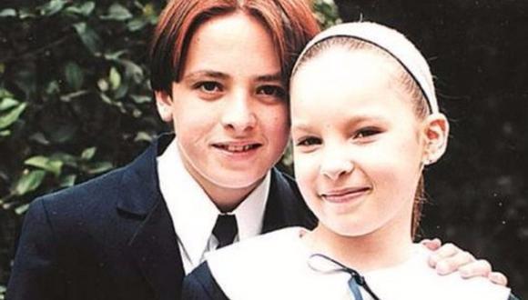 ¿Por qué Belinda tenía celos de Martin Ricca? (Foto: Televisa)