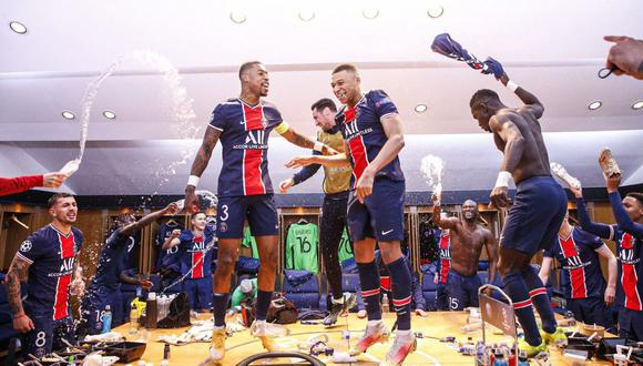PSG clasificó a las semifinales de Champions League tras vencer a Bayern Munich. (Foto: PSG)