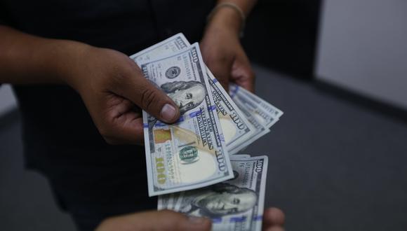 El tipo de cambio abrió al alza el lunes. (Foto: USI)