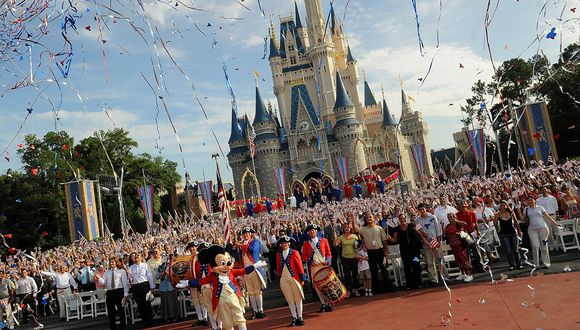 En la imagen, el popular Castillo de la Cenicienta en el Parque Magic Kingdom de Walt Disney World, en Orlando, Florida (EEUU). (Foto: EFE)