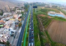 La Molina y Surquillo: zonas y horarios del cierre de vías de este domingo