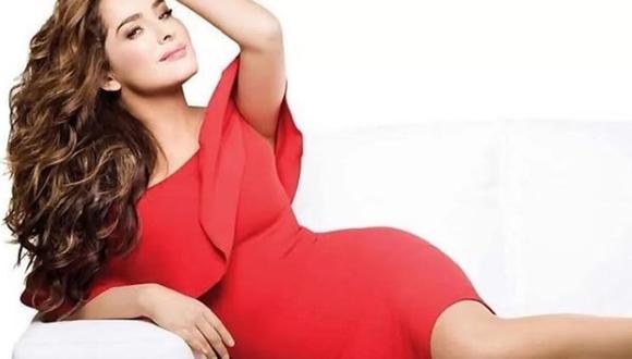 Danna García interpretó a Norma Elizondo en 'Pasión de gavilanes', una de las telenovelas colombianas más exitosas de América Latina (Foto: Danna García/ Instagram)