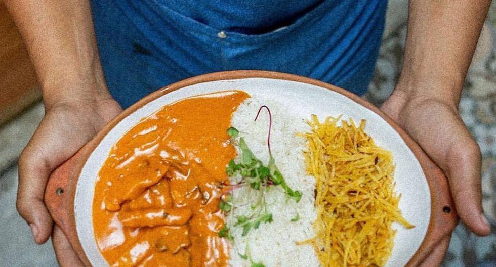 El pollo strogonoff es otro clásico de la culinaria brasilera. (Foto: Facebook Maria Panela Perú)