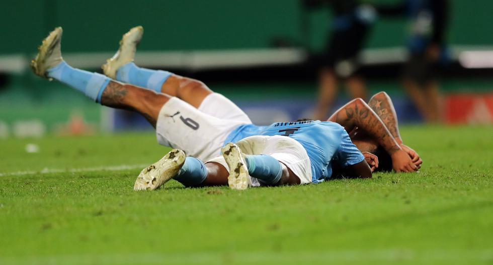 Manchester City quedó eliminado de la UEFA Champions League | Foto: AP/EFE/AFP