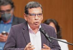 """Hernando Cevallos sobre vacunación a menores de 12 años: """"Decisiones de un gobernador no están enmarcadas en directivas del Minsa"""""""