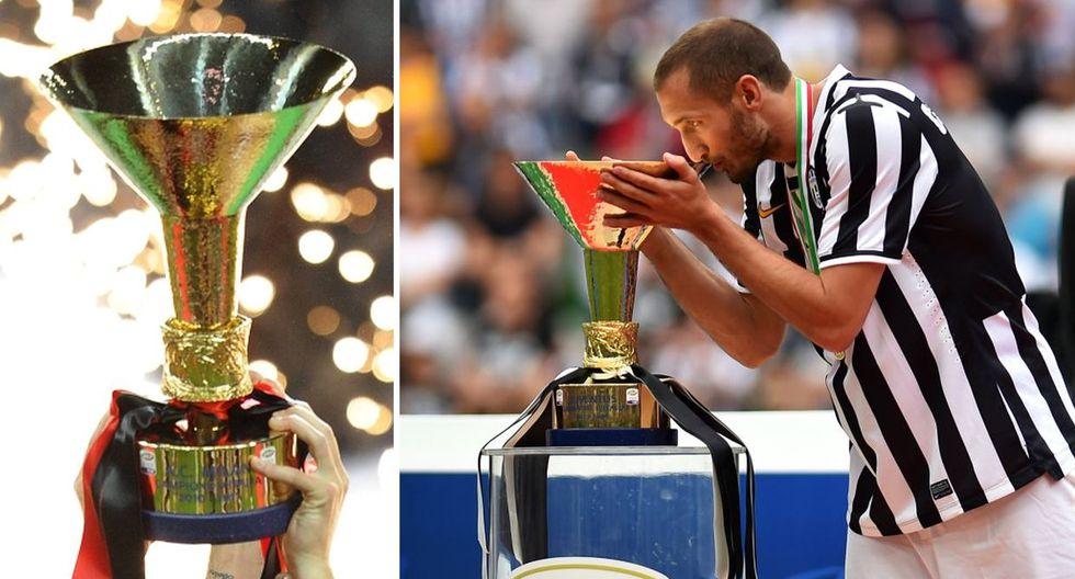 Mira los trofeos más codiciados en las ligas europeas (FOTOS) - 15