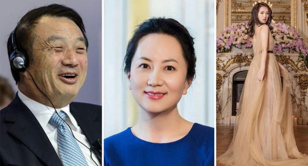 Huawei | Lujo, hermetismo y redes sociales: cómo es la vida de la millonaria dinastía dueña de Huawei. (Redes sociales)