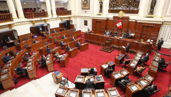 Su presentación, que duró alrededor de 60 minutos, es ahora discutida por los legisladores. De acuerdo con lo programado, dicho debate y la posterior votación tendrán como fecha final este viernes.  (Foto: PCM)