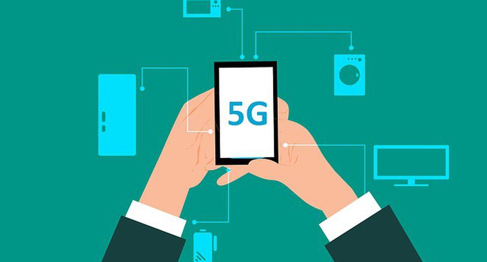 5G. (Foto: Pixabay)