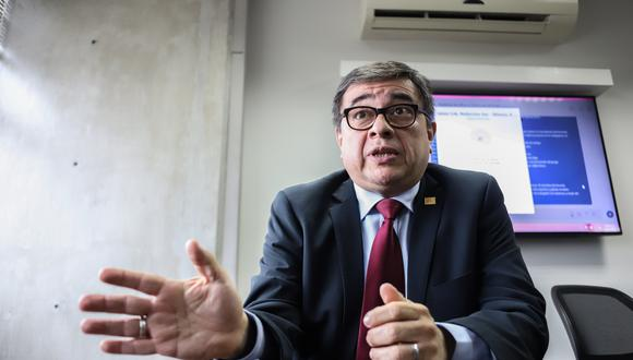 La JNJ determinó que Adolfo Castillo Meza incurrió en una falta grave al omitir el control oportuno en el procedimiento de verificación de firmas para la inscripción del partido político Podemos Perú. (Foto: GEC)
