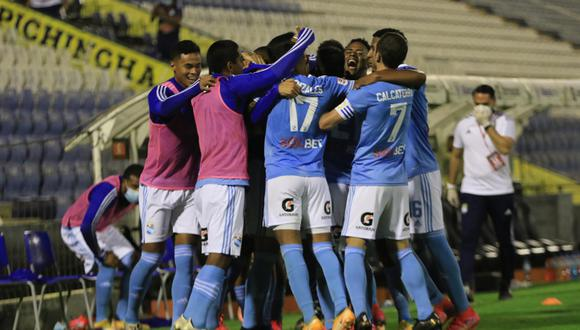Sporting Cristal espera tener un buen debut en Copa Libertadores ante Sao Paulo de Brasil   Foto: Liga de Fútbol Profesional