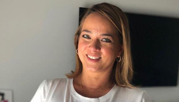 La actriz Adamari López se encuentra muy feliz por su participación en los LatinAMAs. (Foto: @adamarilopez)