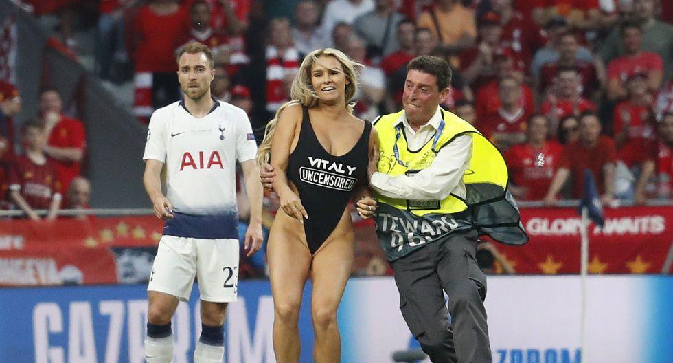 Liverpool vs. Tottenham: mira las mejores imágenes de la final de la Champions League. (Foto: EFE)