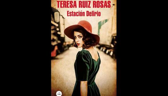 """""""Estación delirio"""", de Teresa Ruiz Rosas."""