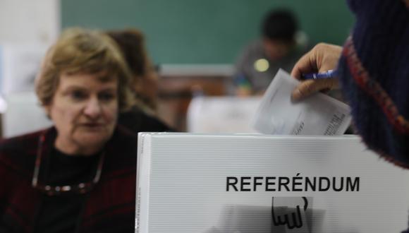 Este domingo 9 de diciembre todos los ciudadanos tendrán que acudir a votar al referéndum sobre cuatro reformas constitucionales. (Foto: GEC)