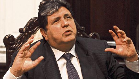 Abogado de profesión, Alan García Pérez fue elegido presidente en dos ocasiones, en 1985 y en el 2006. Es hasta ahora el único representante del Apra que ha llegado al poder. (Foto: Archivo El Comercio)