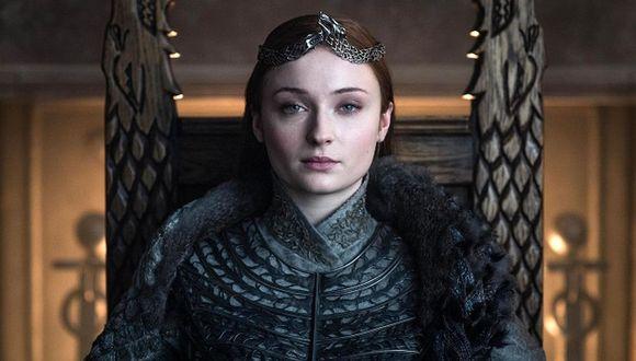 "Sophie Turner interpretó a Sansa Stark en la serie ""Game of Thrones"". (Foto: 20th Century Fox)"