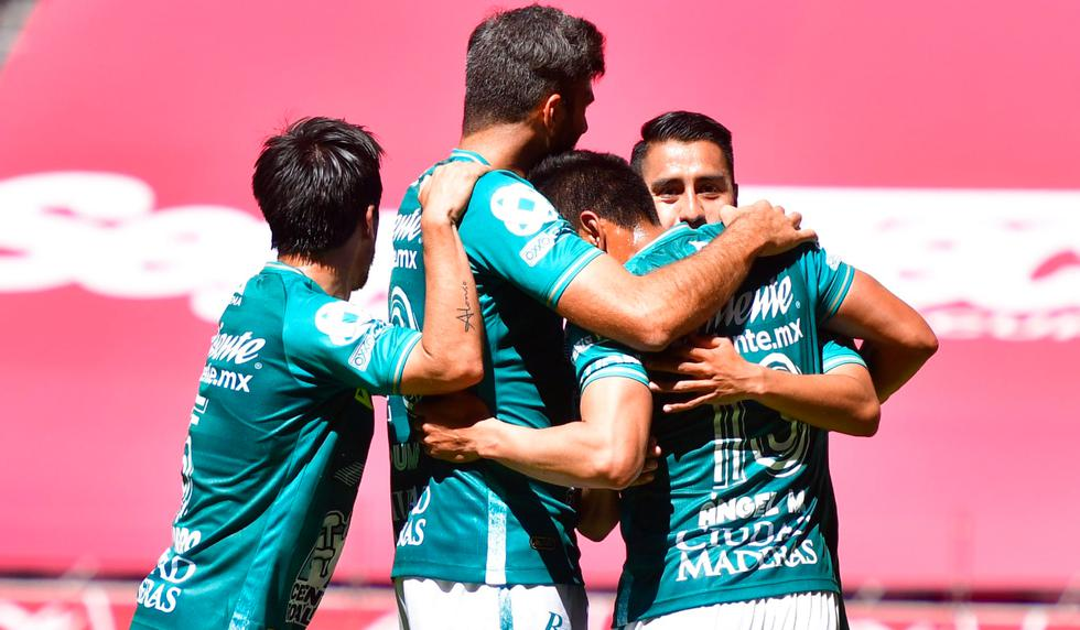 Toluca vs. León: las imágenes del partido por la Liga MX | Foto: @clubleonfc