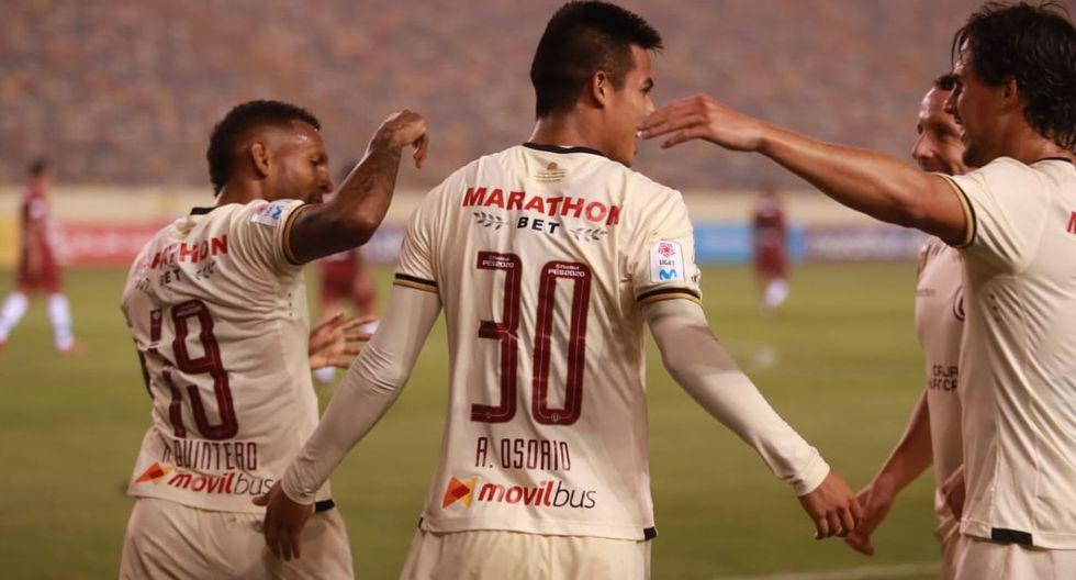 Universitario vs. Melgar: mejores imágenes del partido. (Foto: Lino Chipana - GEC)