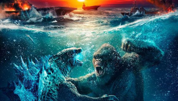 'Godzilla vs. Kong:' ha creado altas expectativas entre los fanáticos del cine. (Foto: Warner Bros)