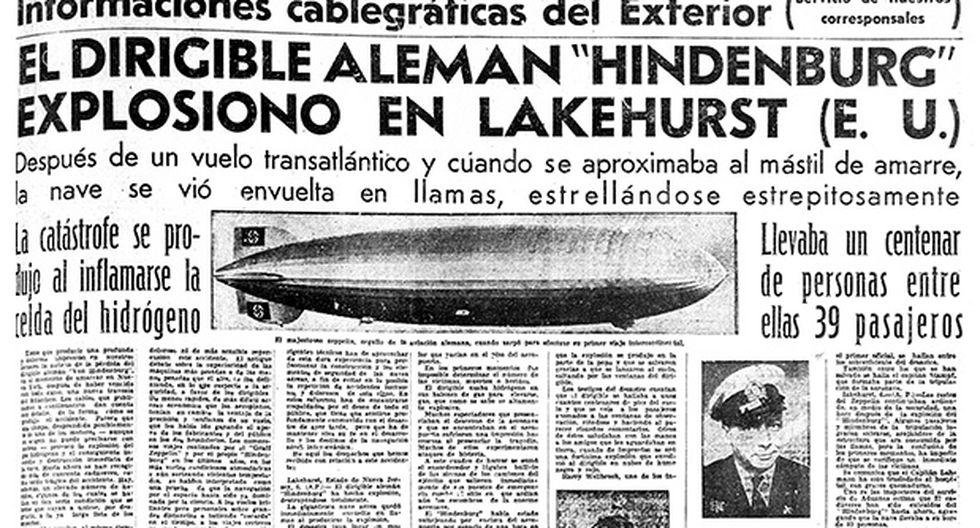 Hindenburg, el zepelín de la muerte - 2