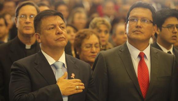 Sotomayor y Moreno en problemas. Personero apelará ante el JNE. (Foto: El Comercio)