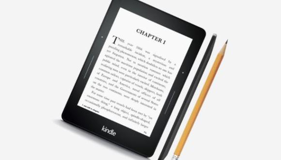 Amazon mejora resolución de su lector electrónico Paperwhite