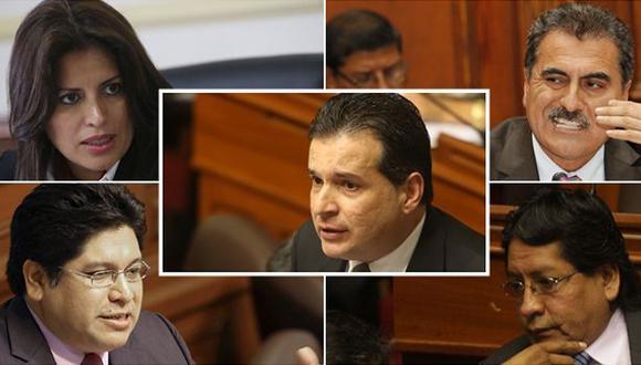 No solo Cenaida: los otros casos de blindaje en el Congreso
