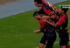 Melgar vs. Aucas: doblete de Cuesta para poner el 2-0 del 'dominó' en la Copa Sudamericana | VIDEO
