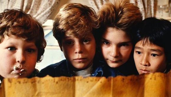 """""""The Goonies"""" se estrenó en 1985. (Foto: Difusión)"""