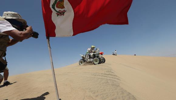 Historias del Dakar: Su llegada a Sudamérica con el Perú presente